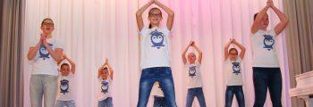 Танцевальный коллектив «Аметист»