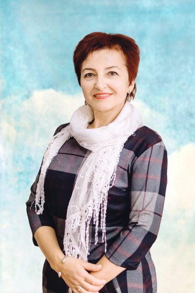 Суворова Ирина Евгеньевна
