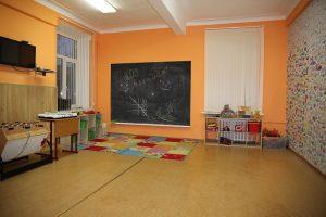 рекреация младшей школы